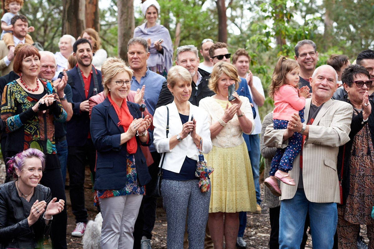 Outdoor Weddings with Family and Friends